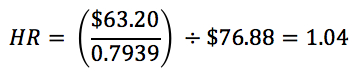 CME Formula #2
