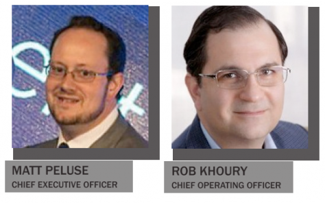 Matt Peluse and Rob Khoury of Esulep Management
